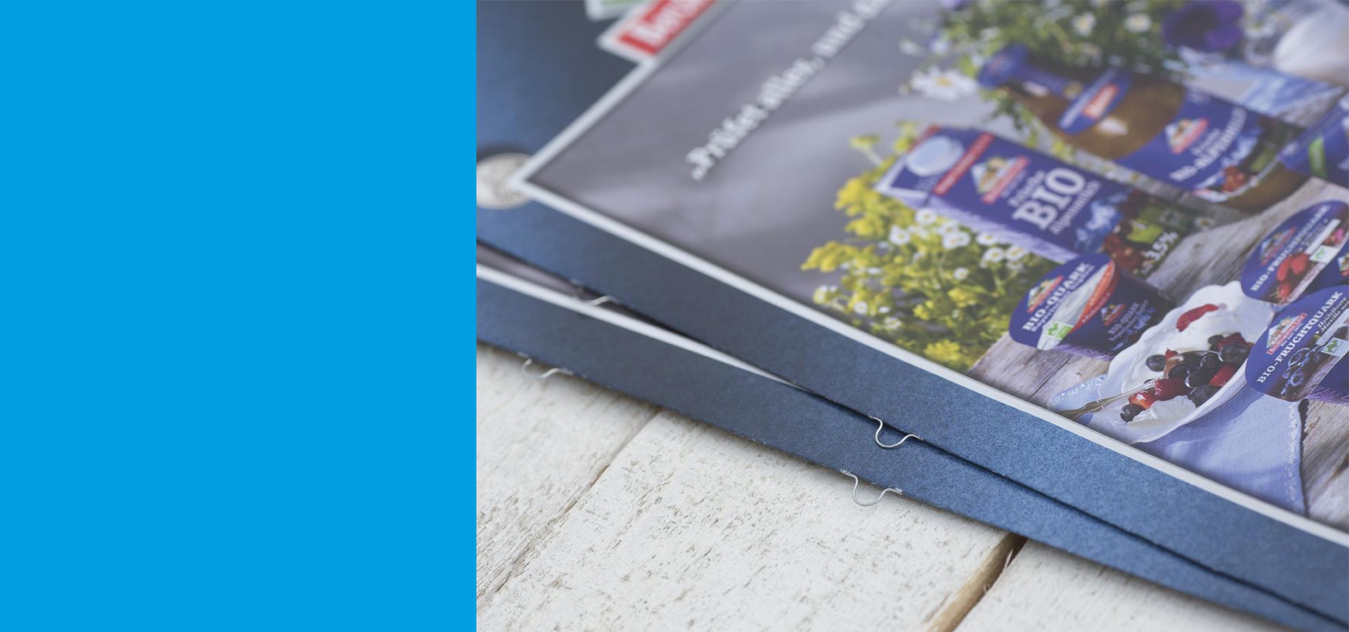 Chiemgau Druck in Traunstein   Offsetdruckerei, hochwertige Printprodukte und edle Weiterverarbeitung.
